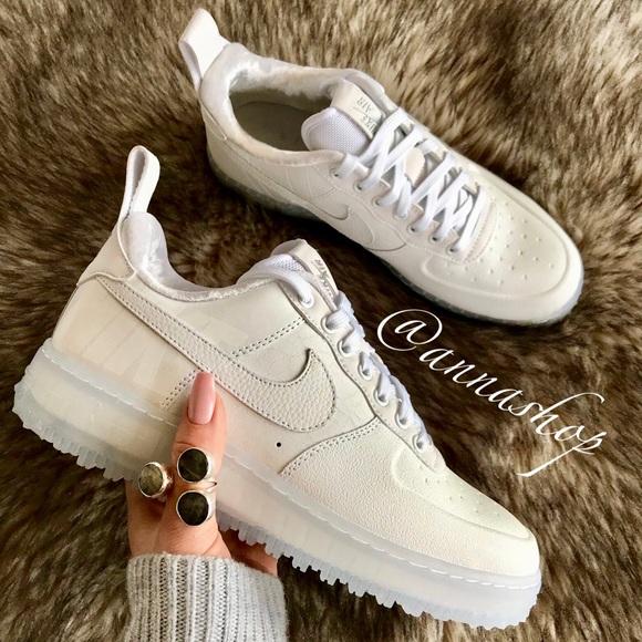 e7918c66a1 Nike Shoes | Nwt Custom Id Air Force 1 Premium | Poshmark